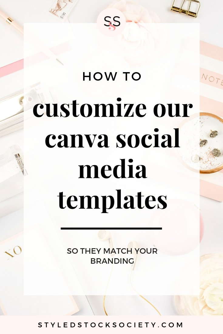 8e6d20ff How to Customize our Canva Social Media Templates for Your Brand ...