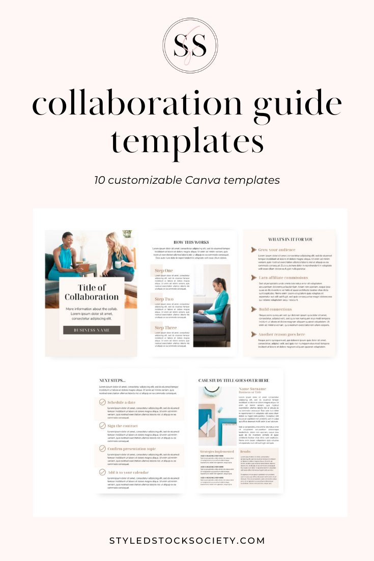Collaboration Guide Templates