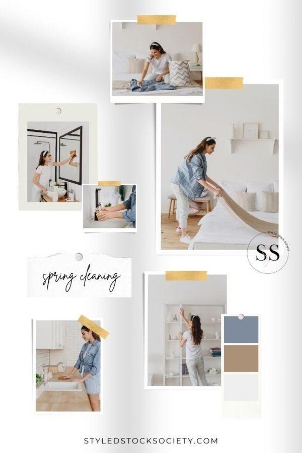 SSS Spring Cleaning Mood Board
