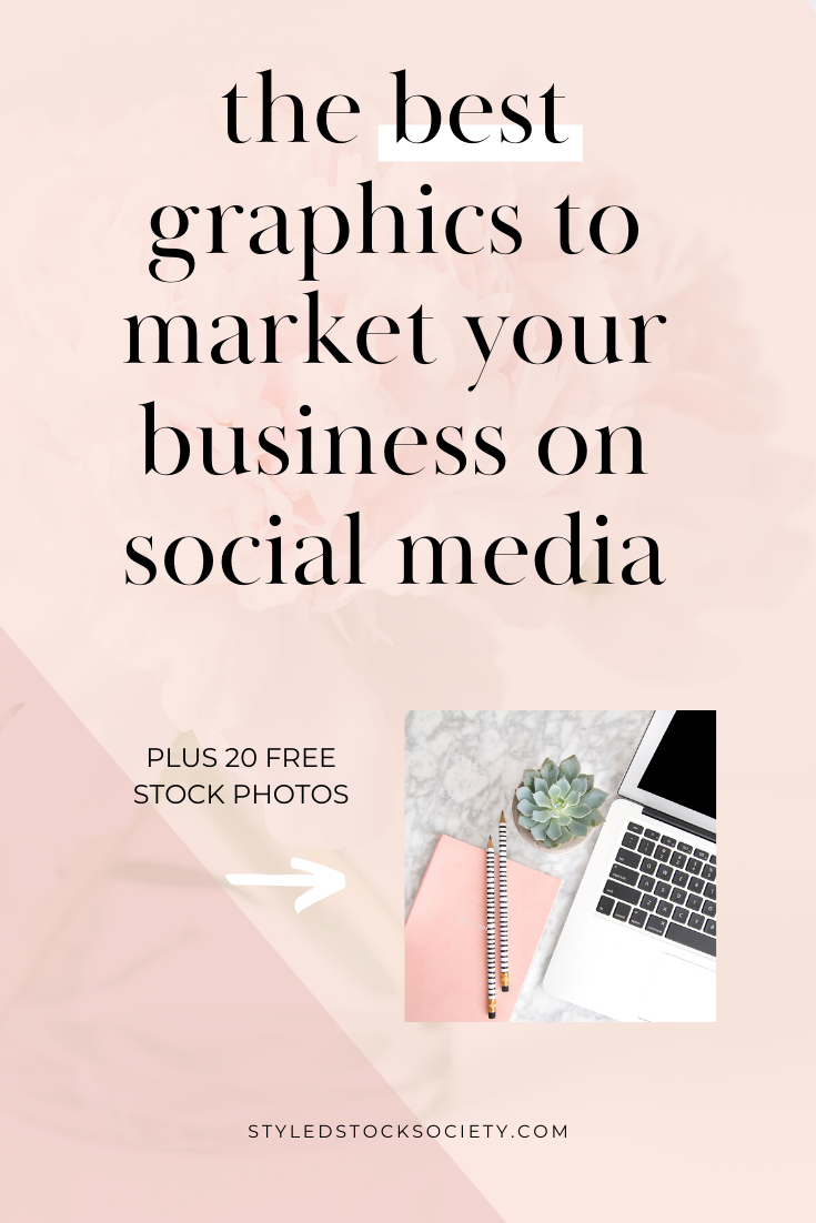 Marketing Graphics for Social Media