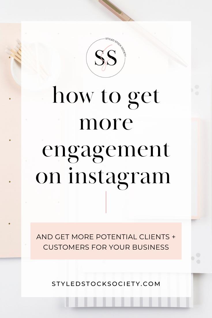 Get more Instagram engagement