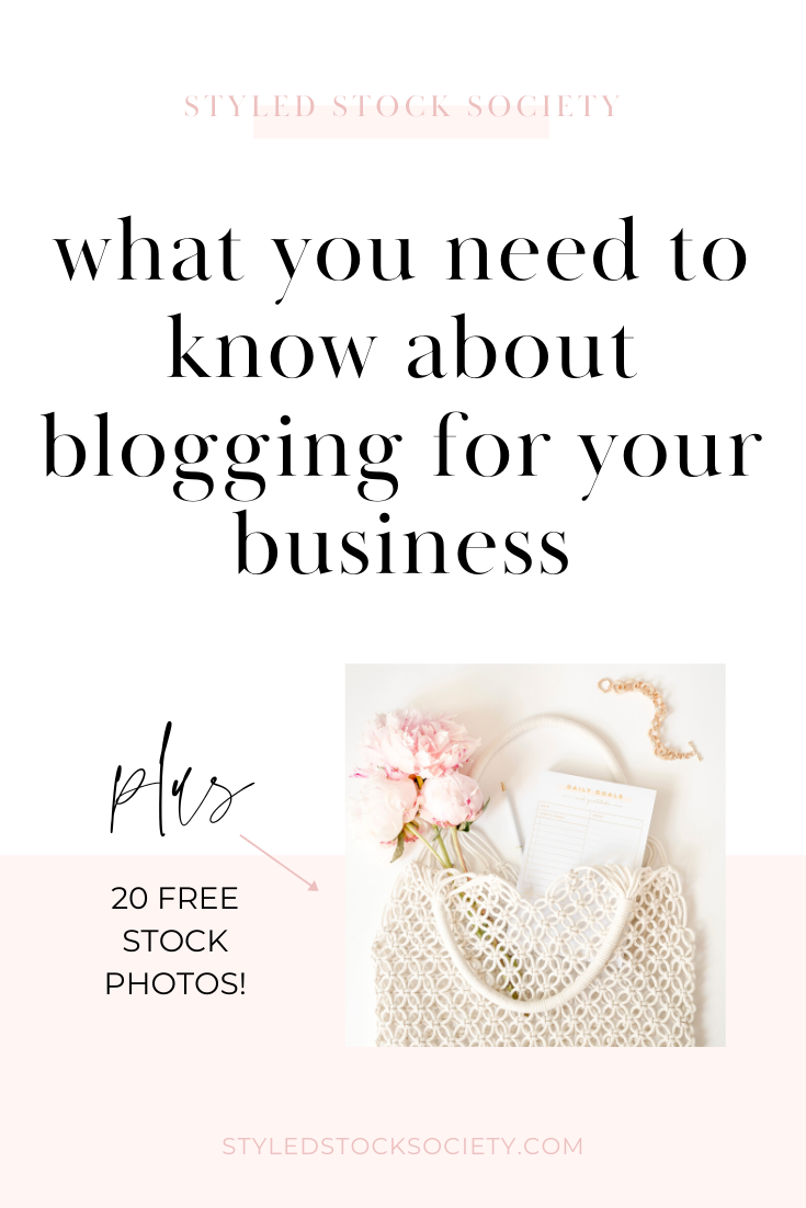 Blogging tips for business owners